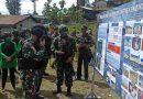 Danrem 173/PVB Mendampingi Pangdam XVII/Cen Pada Acara Penyerahan Rumah Dinas Kesehatan Di Kab. Intan Jaya