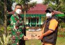 Kodam Beri Bantuan Logistik untuk Warga Bangkalan
