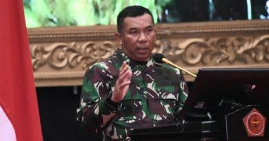 Kasum TNI : Pembinaan Mental Sangat Penting Dalam Membangun dan Memelihara Mentalitas Prajurit TNI