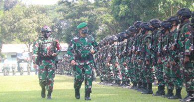 Satgas Yonif RK 751/VJS Siap Melayani Masyarakat Di Pegunungan Tengah Papua