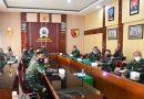 Pakurem 081/DSJ Bersama Jajarannya Ikuti Rapat Progres Iuran TWP AD