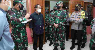 Panglima TNI : Isolasi Terpusat Sangat Membantu Pasien Covid-19 Disetiap Wilayah