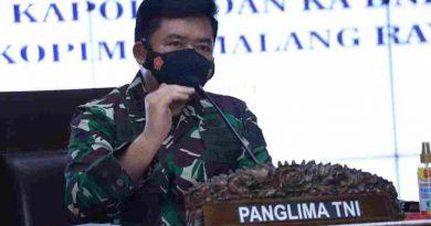 Ngawi Level 2, Kinerja Danrem 081/DSJ Diapresiasi Panglima TNI