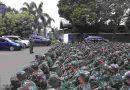 Panglima TNI Kerahkan 122 Nakes di Wilayah Aglomerasi Tangerang Dalam Rangka 70 Persen Herd Immunity