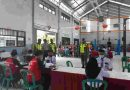 Koramil 0806/03 Durenan Dukung Vaksinasi Pelajar Ponpes Jelang PTM