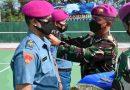 Kima Menkav 2 Marinir Laksanakan Upacara Kenkat Dan Purna Tugas Prajurit