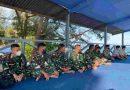 Korps Marinir Laksanakan Doa Bersama Jelang Latihan Puncak Armada Jaya XXXIX TA 2021
