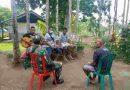 Babinsa Himbau Pemuda Wilayah Binaan Lakukan Kegiatan Positif