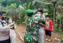 Sinergi Koramil 0801/09 Sudimoron Dan Polsek Sudimoro Melaksanakan Patroli Dan Memberi Edukasi Kepada Masyarakat