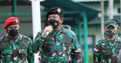 Pangdam XVII/Cenderawasih Dampingi Kunjungan Kerja Panglima TNI dan Kapolri di Mimika