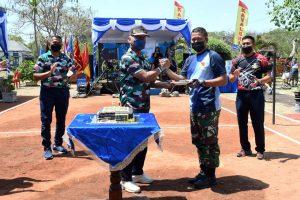 Menkav 2 Marinir Peringati HUT Ke-60 Kavaleri Korps Marinir