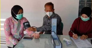 Rumkital Lanmar Surabaya Gelar Vaksin Dosis 3 Moderna