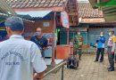 Babinsa Koramil 0803-07/Kare Blusukan Ke Pasar Himbau Prokes