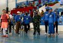 Dandim 0801 Pacitan Bersama Unsur Forkopimda Hadiri Pembukaan Pekan Olahraga Tradisional (Portrad) Provinsi Jawa Timur Tahun 2021