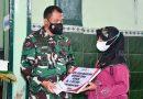 Danrem 081/DSJ Salurkan BTPKLW, Walikota Madiun Apresiasi Kinerja TNI