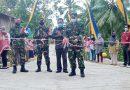 Kasrem 081/DSJ : Semoga Perekonomian dan Kesejahteraan Masyarakat Desa Widoro Semakin Baik