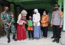 Kodim 0806/Trenggalek Berikan Tali Asih kepada Istri Personel yang Dinas Satgas di Papua