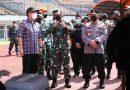 TNI-Polri Dukung Program Vaksinasi Nasional 1 Juta Vaksin Perhari