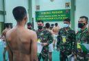 Danrem 173/PVB Pimpin Sidang Parade Calon Taruna Akmil TA 2021 Sub Panda Korem 173/PVB Biak