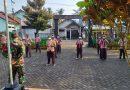 Tanamkan Rasa Cinta Terhadap Tanah Air, Babinsa Koramil 0806/13 Dongko Latih Pramuka Saka Wira Kartika