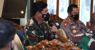 Panglima TNI : Antisipasi Meningkatnya Kasus Positif Covid-19 di Ibukota Jakarta
