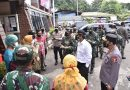 Panglima TNI Tinjau Posko PPKM Mikro Jagakarsa dan Duren Sawit