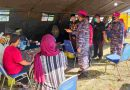 Yonranratfib 2 Mar Bantu Program Vaksinasi Massal Covid 19 di Sidoarjo