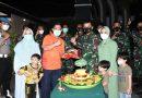 Serbu Polres, Kodim 0802/Ponorogo Beri Ucapan Selamat Hari Bhayangkara ke 75 Kepada Kapolres Ponorogo