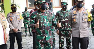 Panglima TNI: Isoter Merupakan Upaya Pemerintah Bantu Penanganan Pasien Covid-19