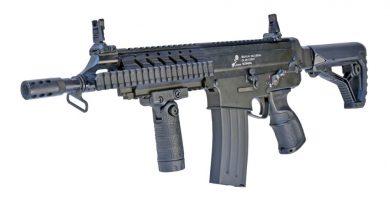 Pelatihan Komcad Gunakan Senjata SS2-V5 A1 PT.Pindad