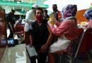 Berikan Rasa Aman, Babinsa Desa Tunggulsari Dampingi Vaksinasi di Ponpes Lubabul Fattah
