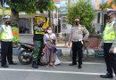 Koramil 0801/01 Pacitan Gencarkan Operasi Yustisi PPKM Darurat