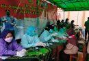 Babinsa 0801/01 Pacitan Pantau giat Vaksinasi di Ponpes Al anwar