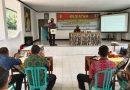 Kodim 0801 Pacitan Menyelengarakan Sosialisasi Bakti Kemandirian Masyarakat
