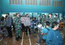 Panglima TNI Apresiasi Kegiatan Bhaksos dan Serbuan Vaksinasi Alumni Akabri 98 Nawahasta