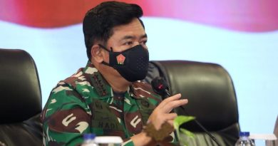 Panglima TNI : Kasus Konfirmasi Turun, Namun Riau Harus Tetap Cermati Data dan Dinamika di Lapangan