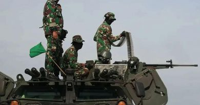 Tingkatkan Kemampuan Prajurit Kikav 8 Kostrad Laksanakan Latbakjat Ranpur Anoa Commando dan APR 1 V1