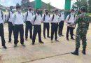 Babinsa Koramil 1703-01/Enarotali Berikan Pembekalan Awal pada Casis Tamtama PK TNI AD TA 2021