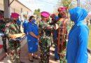 Prajurit Komodo Petarung Melepas 3  Prajurit Terbaiknya Menuju Tempat Tugas Baru