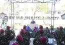 Sosialisasikan Hasil Rako dan Staf Pasmar 2, Danyonmarhanlan VII Gelar Jam Komandan
