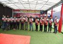 Dibuka Menkumham, Dankormar Hadiri Pembukaan Skill dan Challenge Kejuaraan Menembak Menkumham CUP 2021